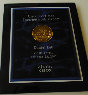 CCIE_Plaque